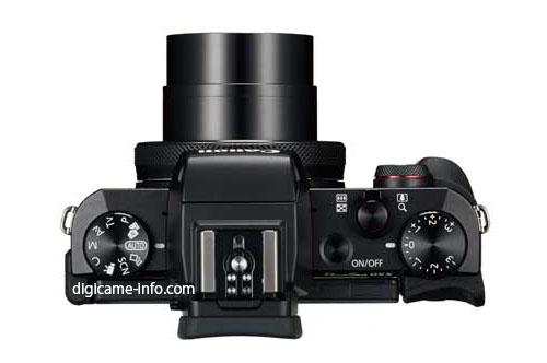 Canon Powershot G5X image2