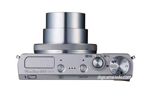 Canon Powershot G9X image2