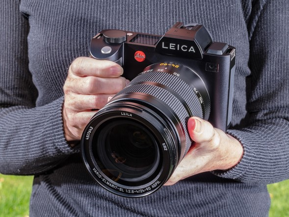 Leica Sl Typ 601 Announced Price 7 450 Available For