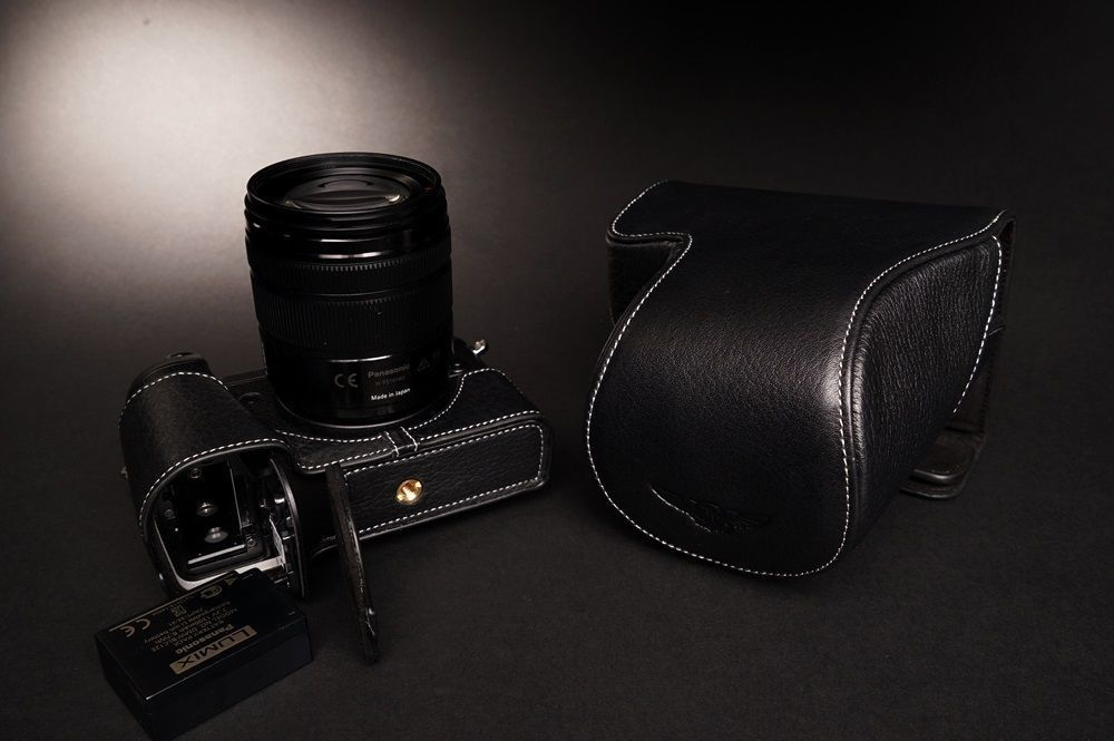 panasonic GX8 leather case1