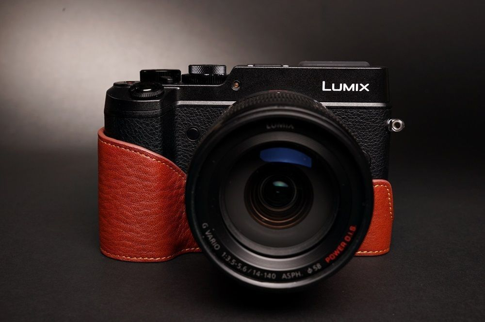 panasonic GX8 leather case3