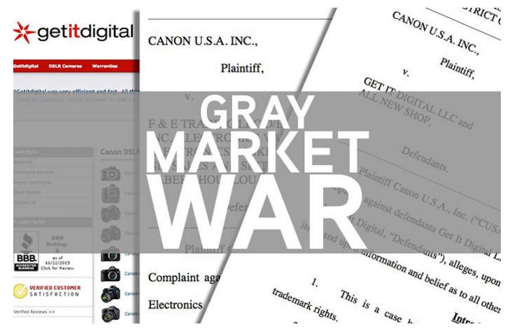 Gray Market war