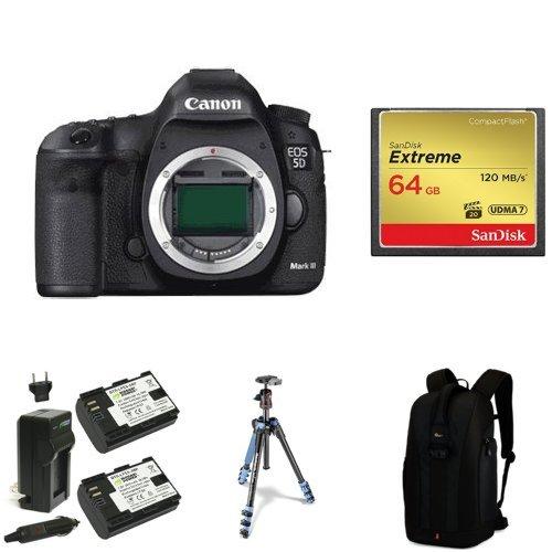 Canon EOS 5D Mark III deals