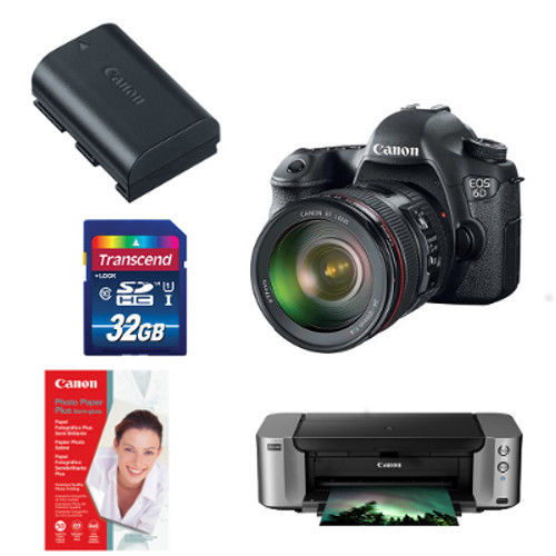 Canon  EOS 6D bundle deals