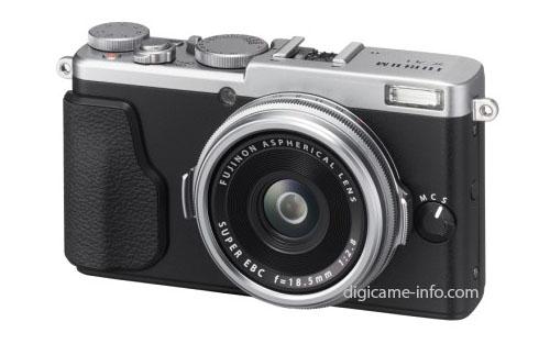Fujifilm X70 image
