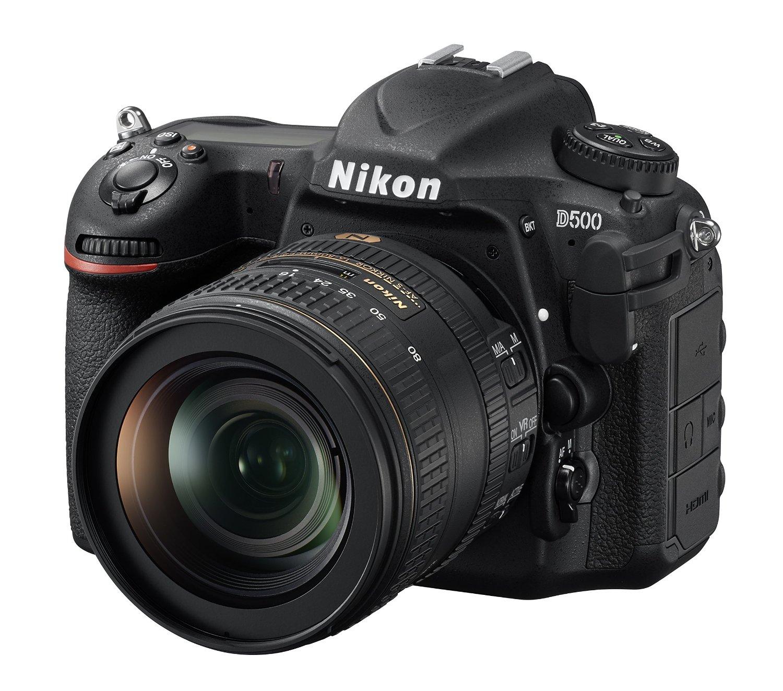 Nikon D500 w16-80mm lens