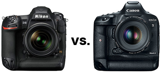 Nikon-D5-vs.-Canon-EOS-1D-X-Mark-II