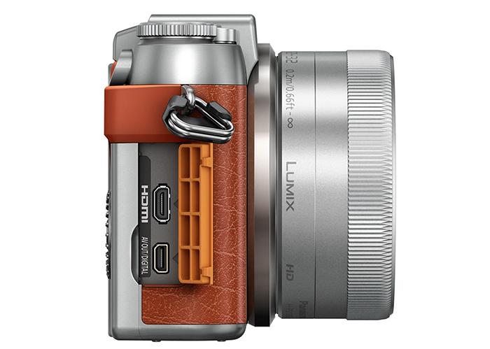 Panasonic lumix GF8 3