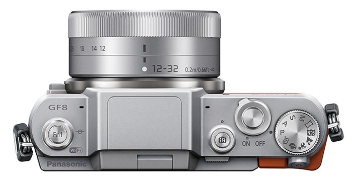Panasonic lumix GF8 4