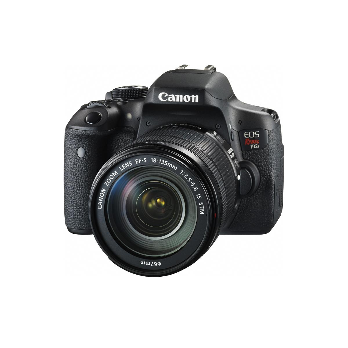 Canon EOS Rebel T6i bundle deal