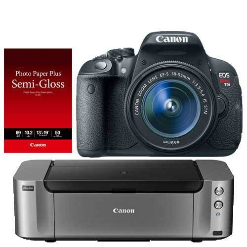 Canon EOS T5i bundle deals