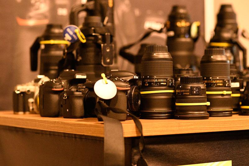 Nikon D5 ISO 12800
