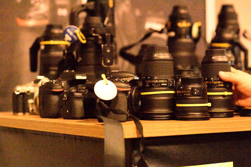 Nikon D5 ISO 204800
