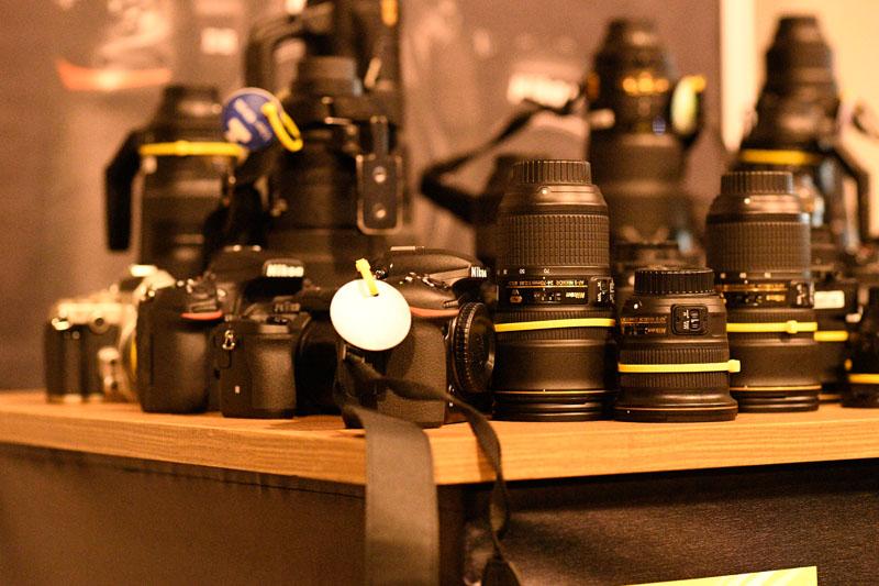 Nikon D5 ISO 25600