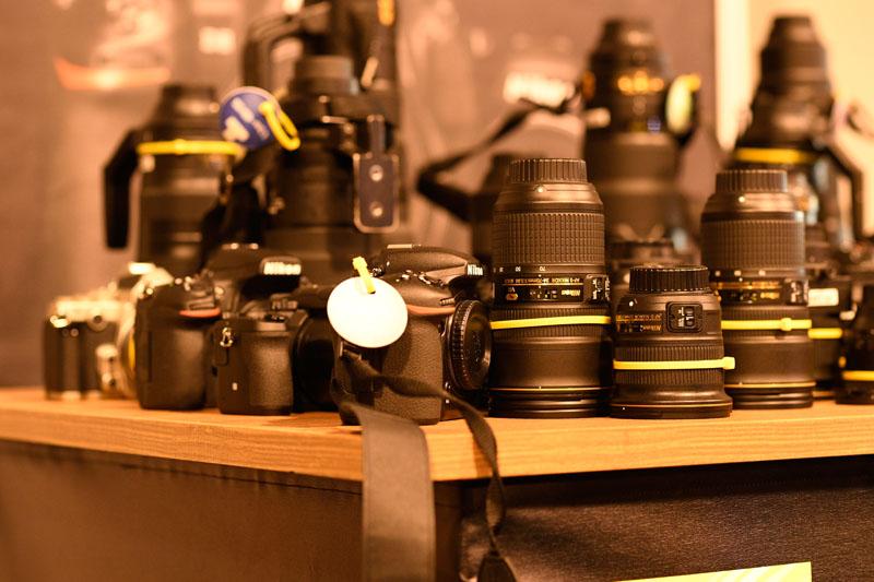 Nikon D5 ISO 3200