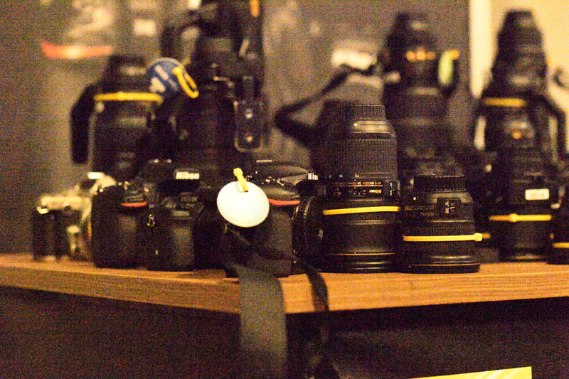 Nikon D5 ISO 409600