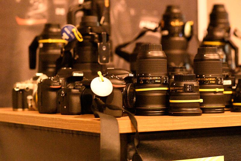 Nikon D5 ISO 51200