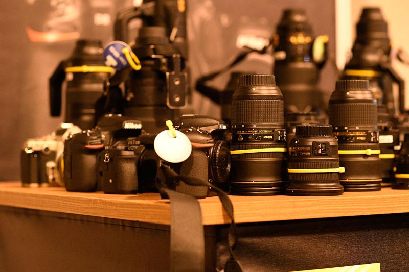 Nikon D5 ISO 6400