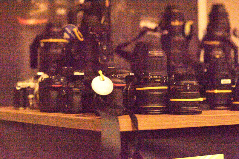 Nikon D5 ISO 819200