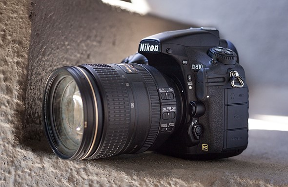 Nikon D810 review (dpreview)