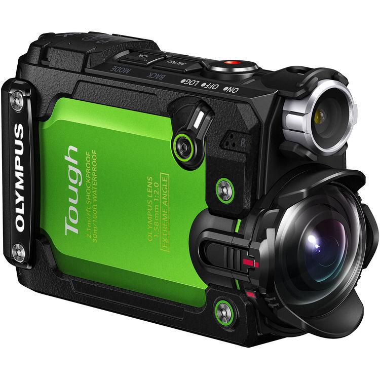 Olympus TG-Traker Action Camera