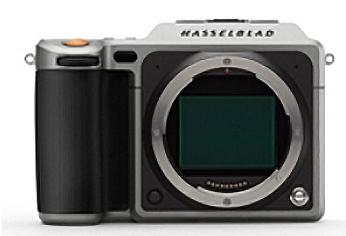 Hasselblad medium format camera1