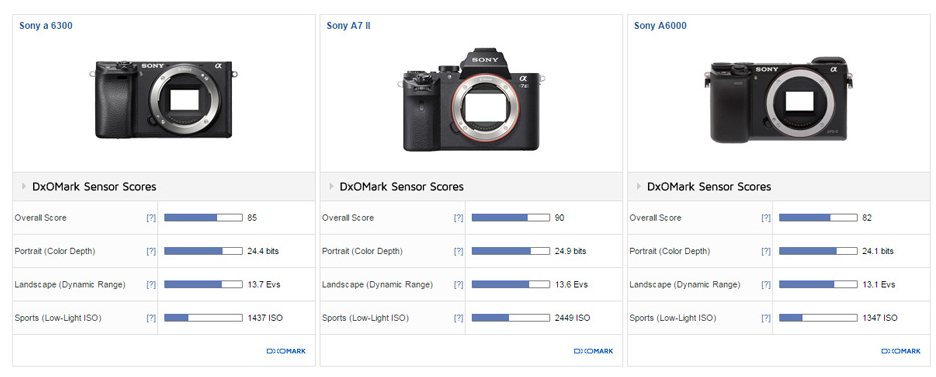 Sony A6300 Dxomark review3
