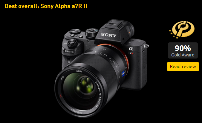 Sony A7R II review (dpreview)