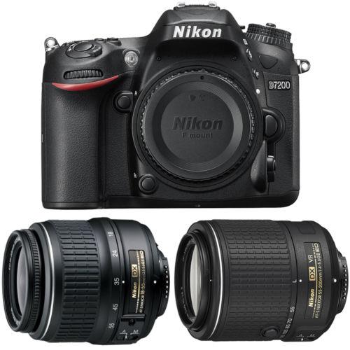 Nikon D7200 deals