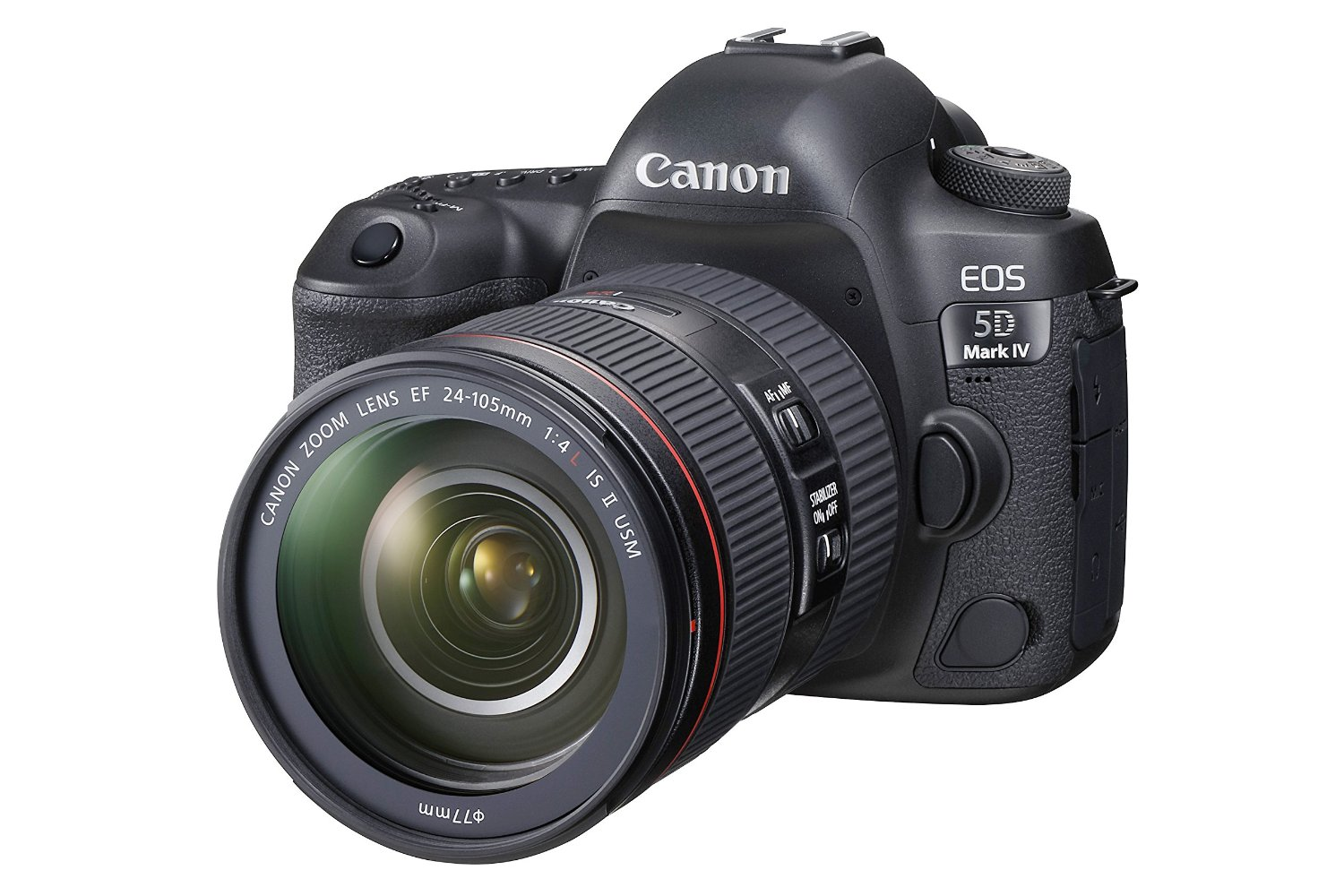 Canon EOS 5D mark IV w 24-105mm F4L lens II