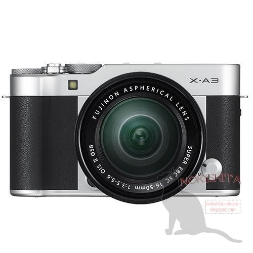 Fujifilm X-A3 images3
