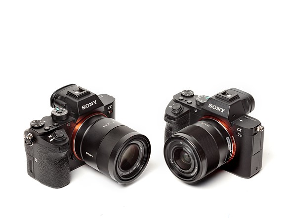 Sony a7R II vs Sony a7 II