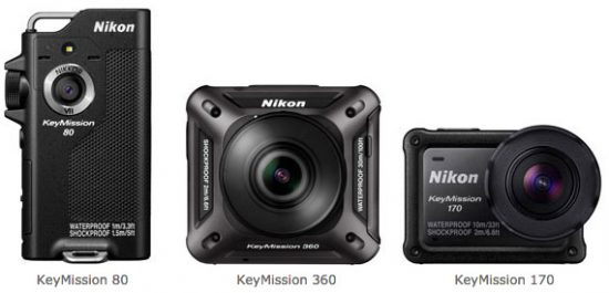 nikon-keymission-camerass