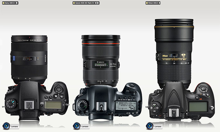 Sony A99 Ii Vs Canon 5d Mark Iv