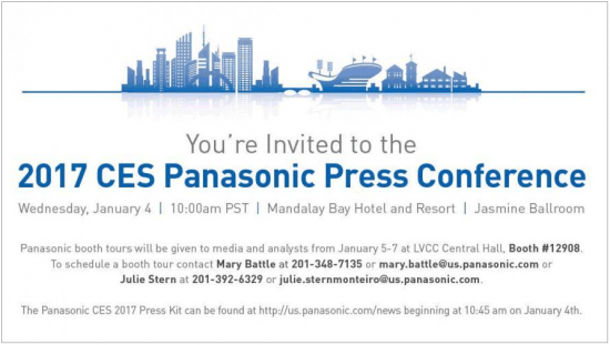 panasonic-ces-press-conference