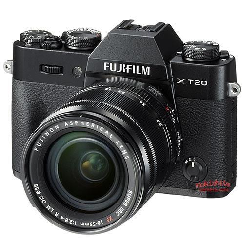 Fujifilm X-T20 image