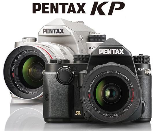 Pentax-KP-camera