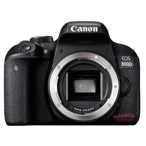 Canon EOS 800D images