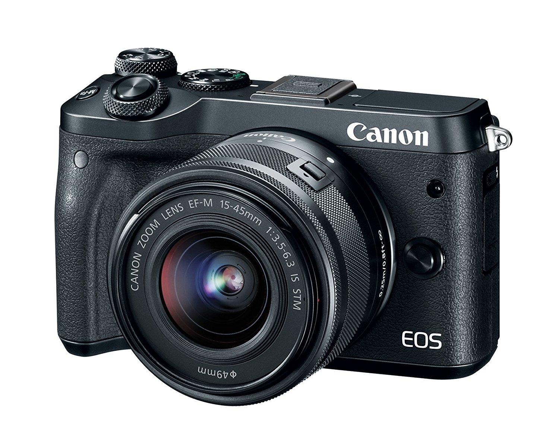 Canon EOS M6 images