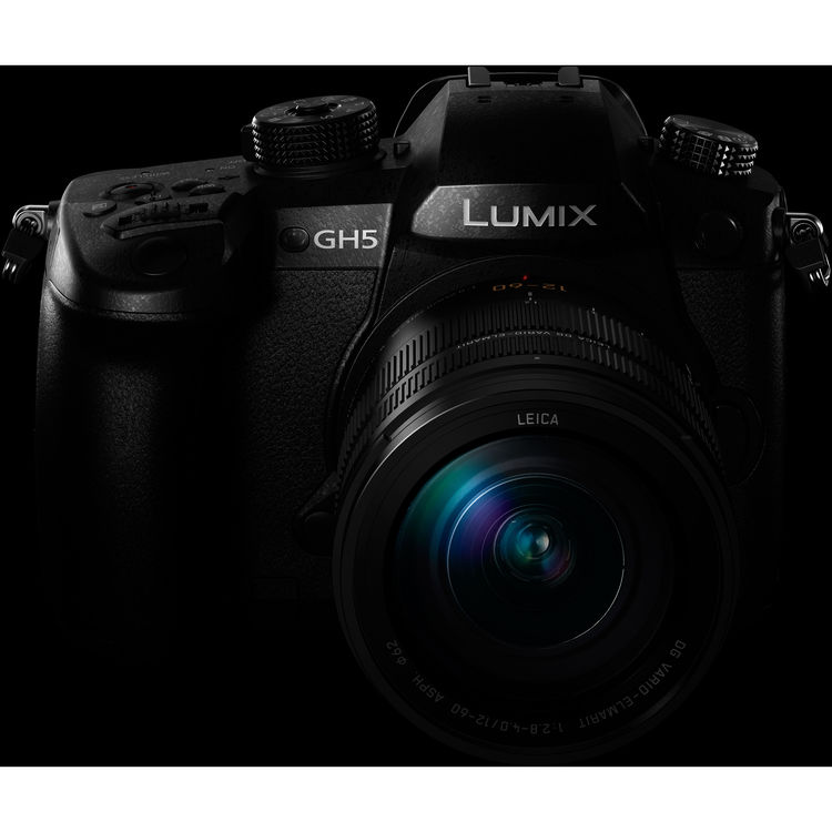 Panasonic DMC-GH5 In Stock & Shipping