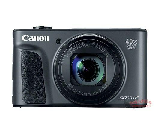 Canon PowerShot SX730 HS images