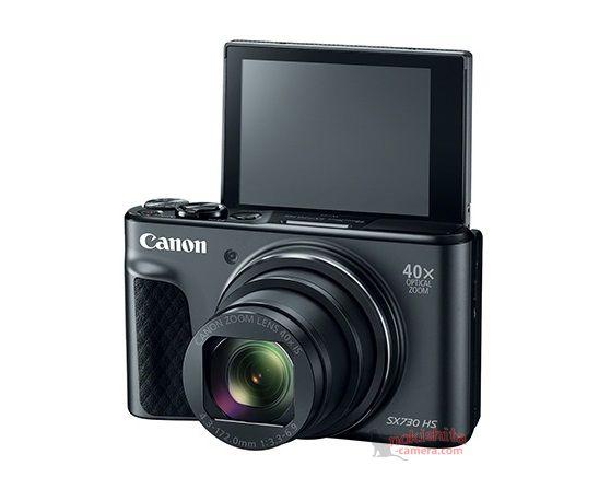 Canon PowerShot SX730 HS images3