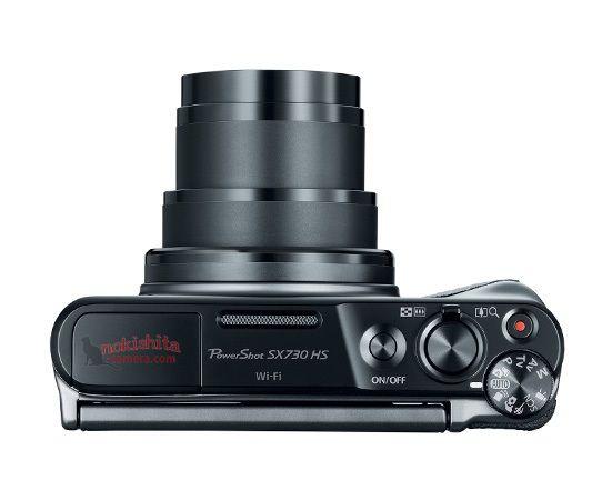 Canon PowerShot SX730 HS images4
