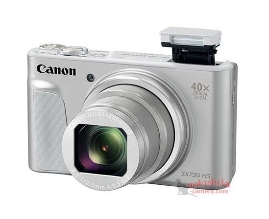 Canon PowerShot SX730 HS images5