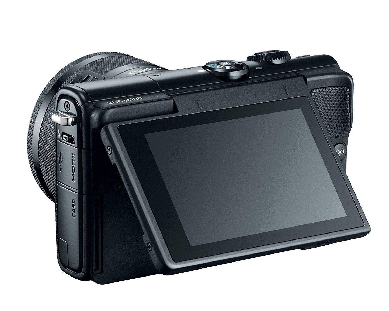 Canon EOS M100 -3