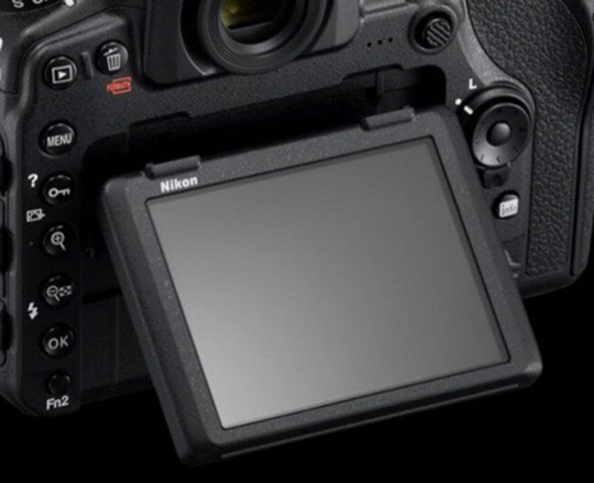 Nikon-D850-camera-tiltable-LCD-touchscreen