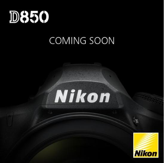 Nikon D850 coming