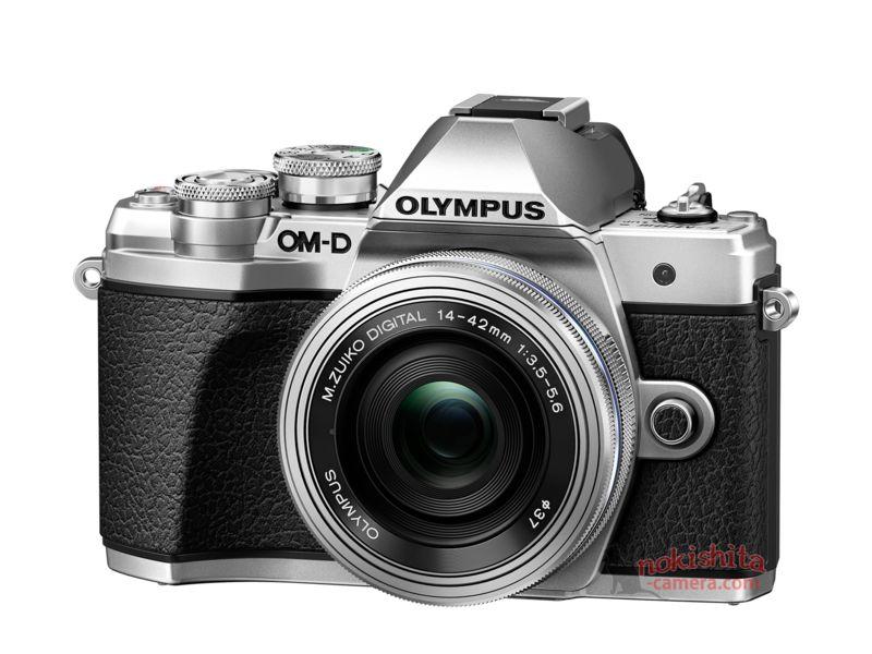 olympus E-M10 III images
