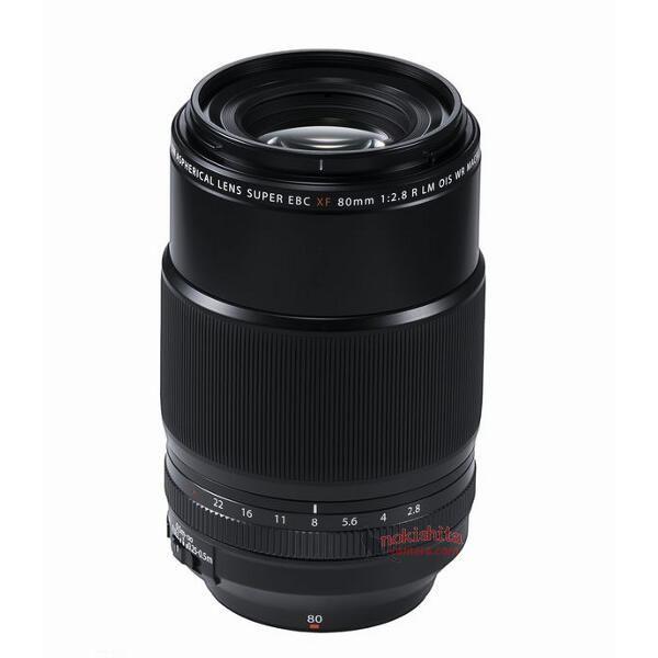 Fujifilm XF 80mm F2.8 Macro