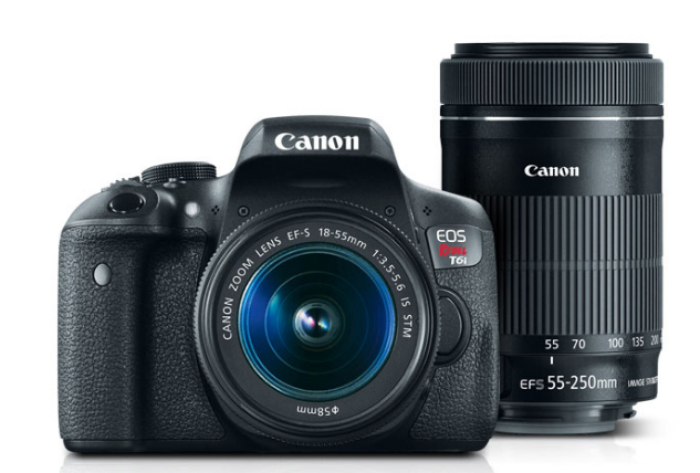 Canon T6i deal
